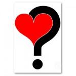 Fragezeichen-Herz